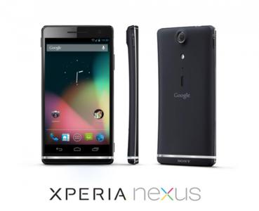 Rumor: Sony está en platicas con Google para la creación del nuevo Xperia Nexus