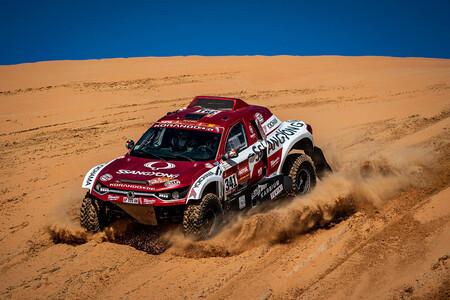 Fuertes Dakar 2020