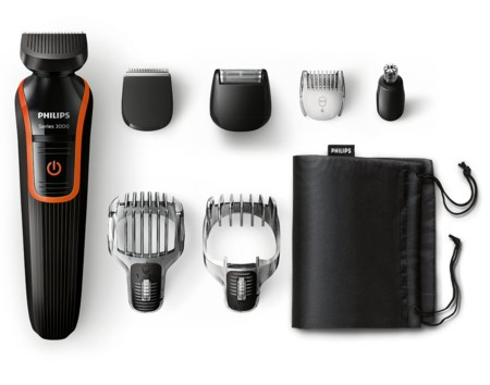 Recortador de barba Philips MultiGroom por 27,89 euros