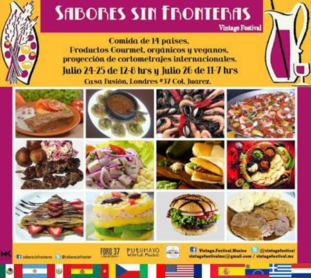 Sabores sin fronteras: deléitate con platillos de 14 países
