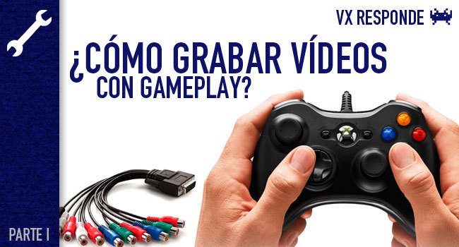 Grabar video VX
