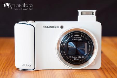 Samsung Galaxy Camera, análisis