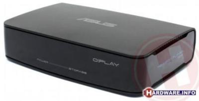 Asus O!Play, reproductor multimedia sin disco duro