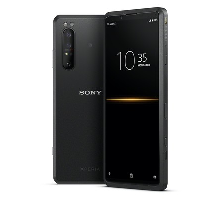 Sony Xperia Mark Ii 2020 6