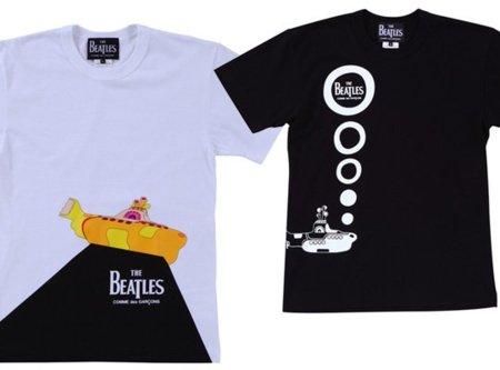 Comme des Garcons lanza una colección inspirada en Los Beatles