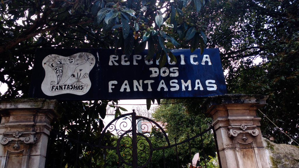 Republica dos fantasmas