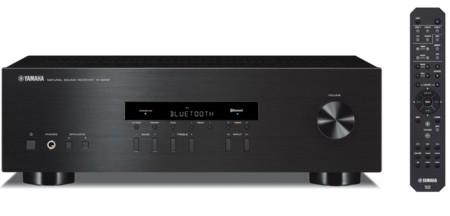 Yamaha R-S202, un amplificador estéreo básico con interfaz Bluetooth