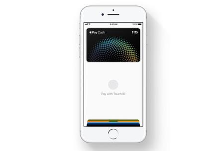 Los empleados de Apple estarían probando Pay Cash internamente con iOS 11.1
