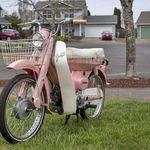 Sí, Yamaha creó una moto sólo para mujeres en 1965... y se equivocó