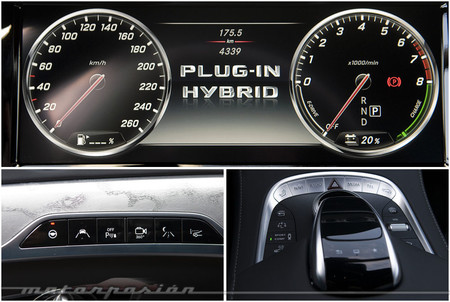 Mercedes-Benz S 500 Plug-in Hybrid, presentación
