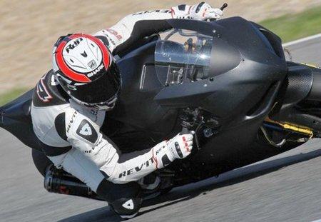 Aleix Espargaró y Randy De Puniet con Aspar en MotoGP