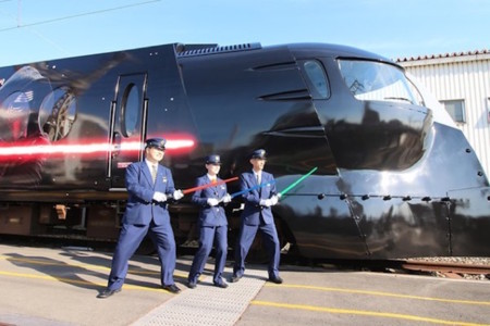 Star Wars Train 7