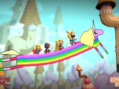 Hora de Aventuras da el salto a LittleBigPlanet 3