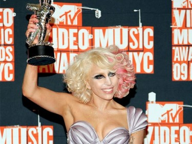 Lady Gaga rompe moldes en las nominaciones a los MTV Video Music