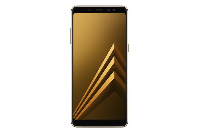 Galaxy A8 Gold