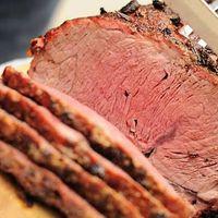 Roast beef casero. Receta sencilla
