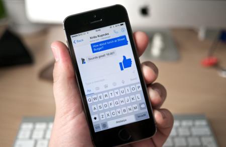 60 mil millones de mensajes son enviados todos los días a través de Messenger y WhatsApp