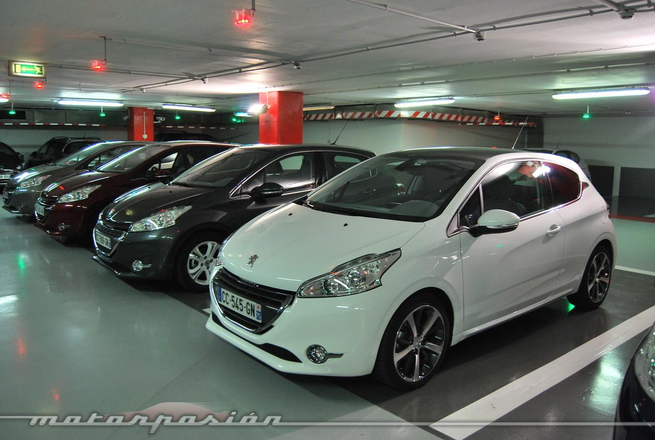 Foto de Peugeot 208 (presentación) (1/56)