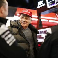 Niki Lauda, en estado grave tras haberse sometido a un trasplante de pulmón