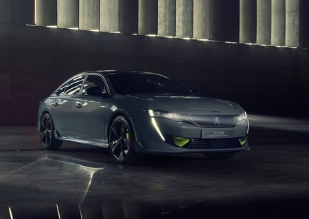 Peugeot 508 Sport Engineered Concept 2019 1600 02