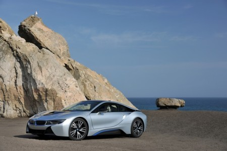 Bmw I8 Produccion 2015