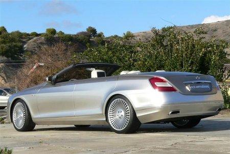 Vuelven los rumores sobre un Mercedes-Benz Clase S Cabrio