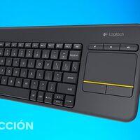 El mejor compañero para tu smart TV es este teclado Logitech K400 Plus que Amazon te deja a precio de risa: sólo 19,99 euros