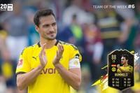 Guía FIFA 20. TOTW: equipo de la Semana 6, del 23 al 30 de octubre