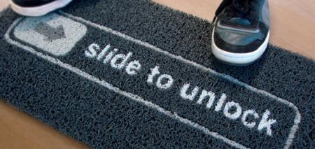 slide alfombra
