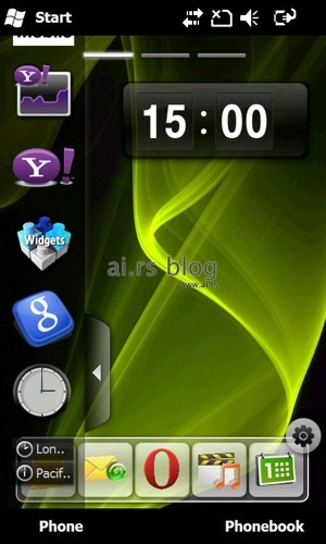 TouchWiz 2.0 y TouchFLO siguen tapando a Windows Mobile 6.5