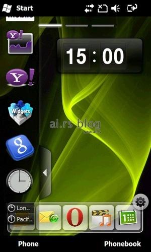 TouchWiz 2.0 y TouchFLO siguen tapando a Windows Mobile 6.5