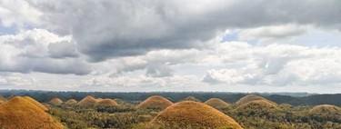 Las colinas de chocolate de Filipinas