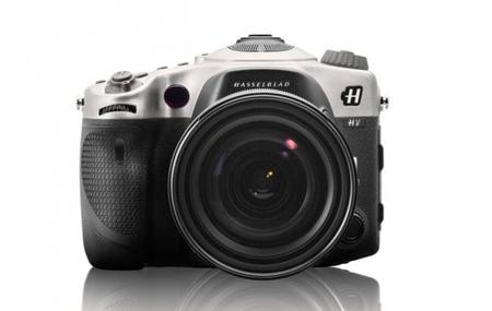 Hasselblad ha lanzado la HV, una DSLR Full Frame no profesional de 24,3 megapíxeles