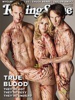 Los protagonistas de 'True Blood' se despelotan en Rolling Stone