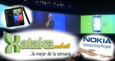 Nokia World, el gran escaparate de Nokia, Lo mejor de la semana en Xataka Móvil