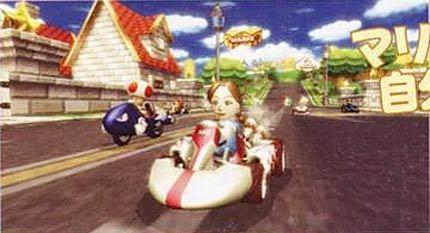 Podremos usar nuestros Miis en 'Mario Kart Wii'
