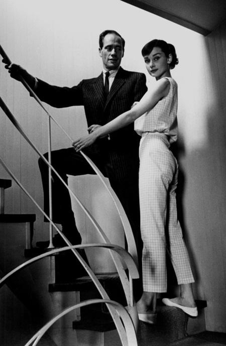 Audrey Hepburn Ferrer