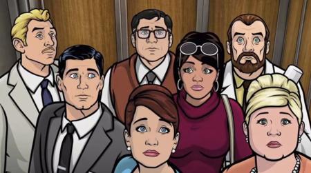 Volvemos a la zona de peligro: 'Archer' renueva con FXX para su temporada 11
