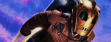 30 años de 'Rocketeer': cómo la genial película de superhéroes de Disney perfiló sin saberlo la futura fórmula del éxito de Marvel