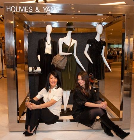 Holmes y Yang
