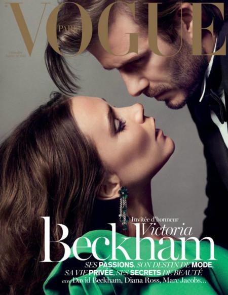 David Beckham Y Victoria Beckham Protagonizan
