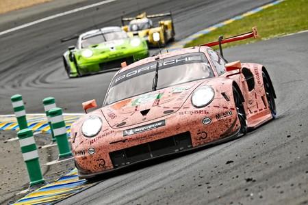 Porsche 24 Horas Le Mans 2018