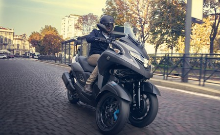 Del Piaggio MP3 al Yamaha Tricity 300: los scooter de tres ruedas para conducir con el carnet de coche