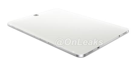 Samsung Galaxy Tab S2 Rback