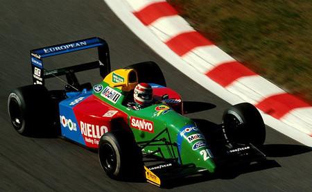 Benetton B190 Nelson Piquet