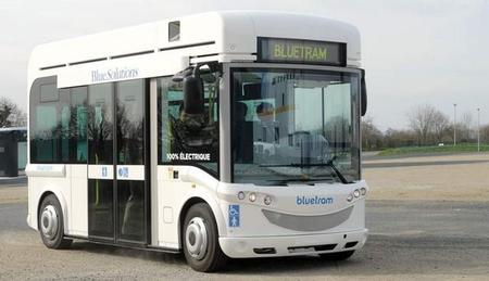 Bluetram, el tranvía eléctrico de bajo coste ideado por Bolloré