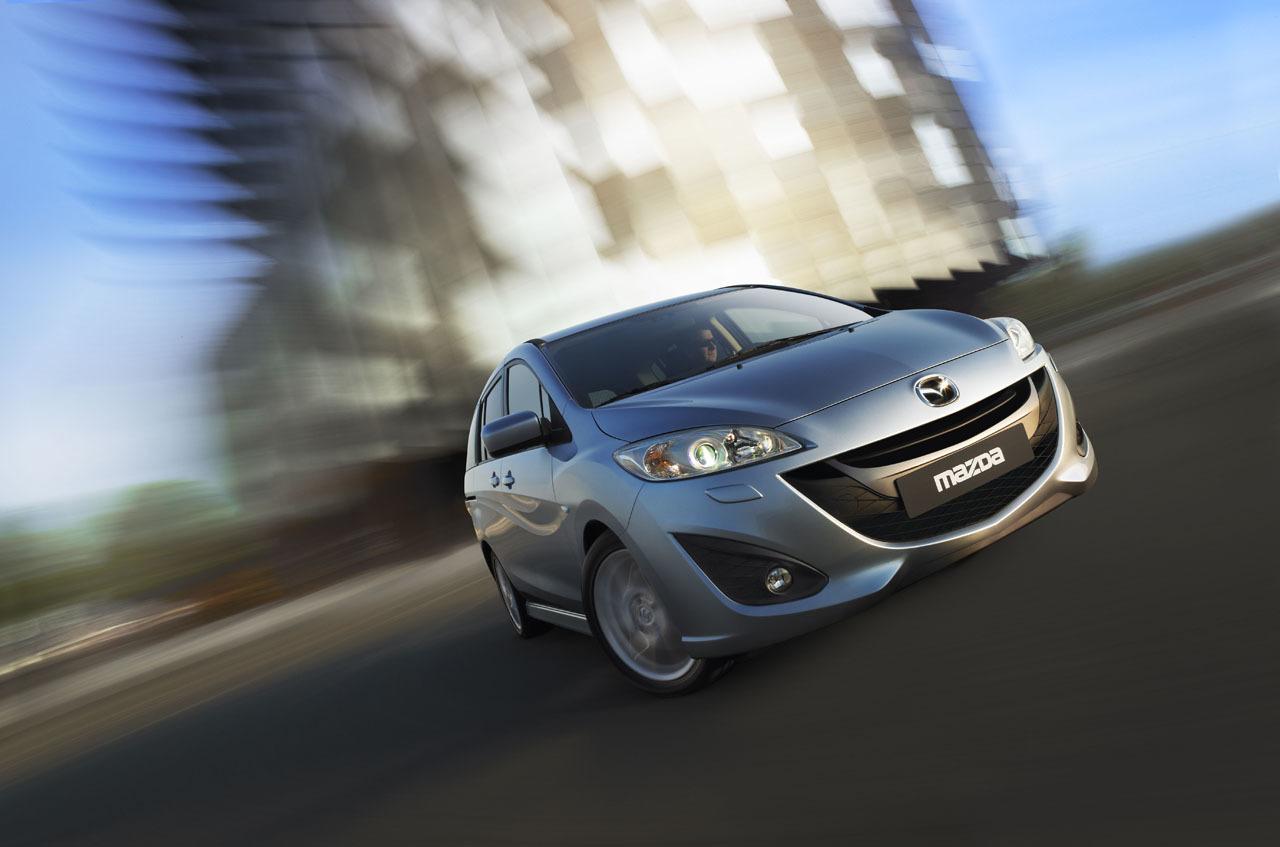 Foto de Mazda5 2010 (4/121)