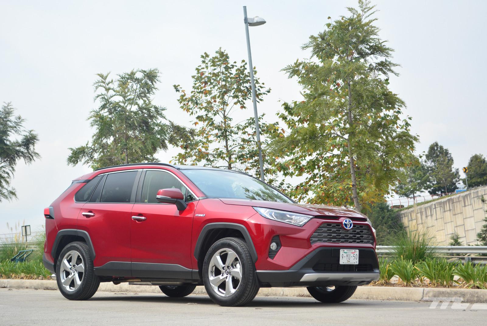 Foto de Toyota RAV4 Hybrid (prueba) (7/21)