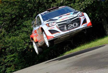 Rallye de Alemania 2014: Thierry Neuville se estrena en el doblete de Hyundai