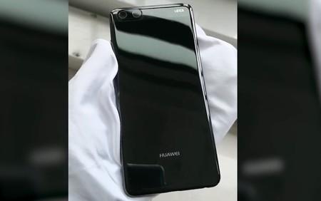 Así sería uno de los Huawei P20, y así luce su nuevo sistema de tres cámaras